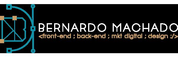 Bernardo Machado Matos :: mkt.designer.web.desenvolvimento ::